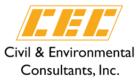 Civil & Environmental Consultants, Inc. (CEC)