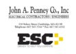 John A. Penney Co/Electric Supply Center