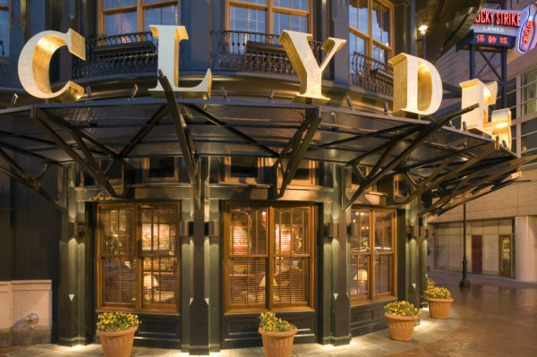Texas Happy Hour at Clydes
