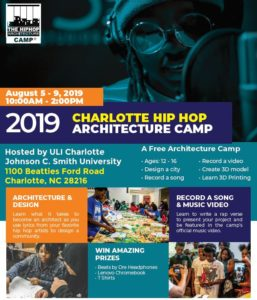 Hip Hop Architecture Camp® | ULI Charlotte