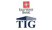 EastWest Bank / TIG