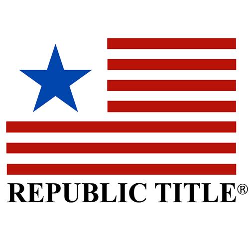 Republic Title Logo