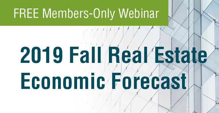 Join ULI to Attend Real Estate Forecast Webinar